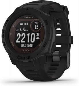 Garmin Instinct Solar Tactical Smartwatch