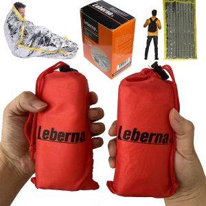Leberna Thermal Emergency Sleeping Bag
