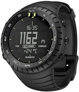 Suunto Core All Black Sports Watch