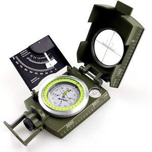 Aofar Military Compass AF-4074 Camo