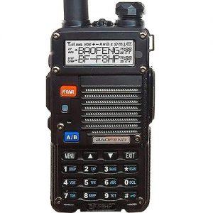 BaoFeng BF-F8HP Best Handheld Ham Radio For Survival