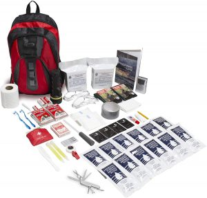 Emergency Zone Complete Deluxe 72-Hour Survival Kit