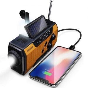 FosPower Best Emergency Radio