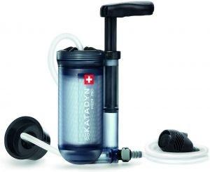 Katadyn Transparent Survival Water Filter