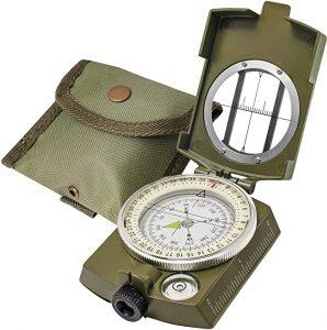 Lensatic Military Compass