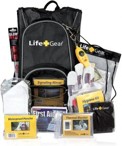 Life Gear LG492 Emergency Survival Kit