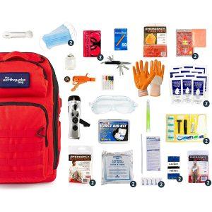 Redfora 3-Day Complete Emergency Kit