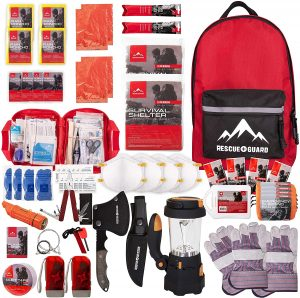 Rescue Guard First Aid Kit