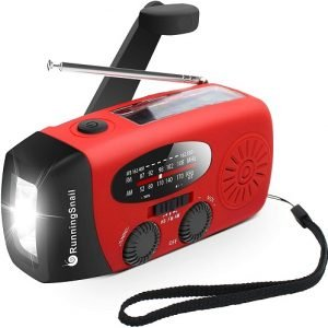 RunningSnail Emergency Radio