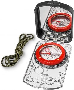 TurnOnSport Sighting Compass