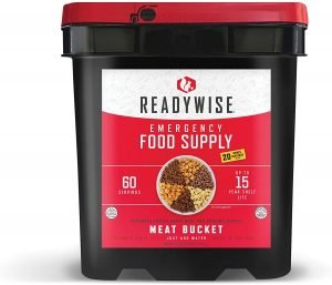 Wise Company Emergency Food Supply