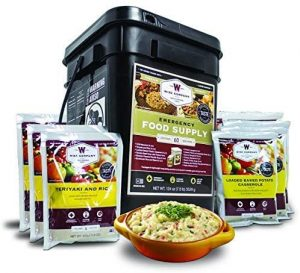 Wise Company Emergency Food Supply - Entree Variety