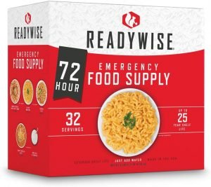 Wise Company Emergency Food and Drink Suppl