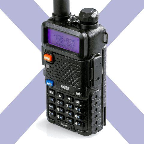 BTech UV-5X3