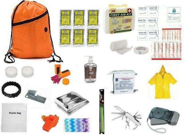 Survival General 3-Day Emergency Backpack