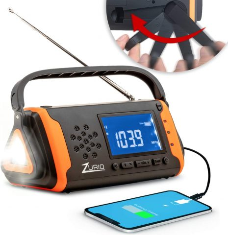 Zurio Emergency Radio